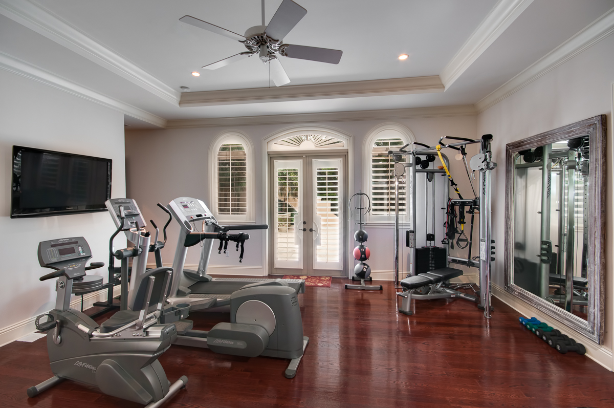 Best ideas for a perfect home gym for Perfect house design