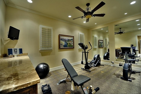 Best Ideas for a Perfect Home Gym Picture