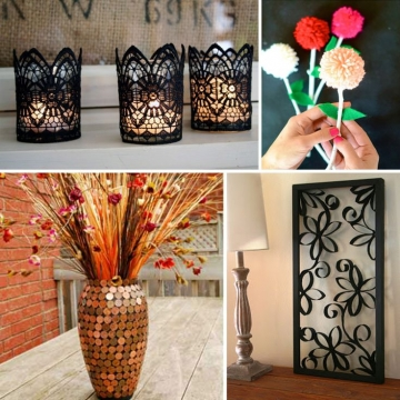 Simple DIY Decorations for Your Home Picture